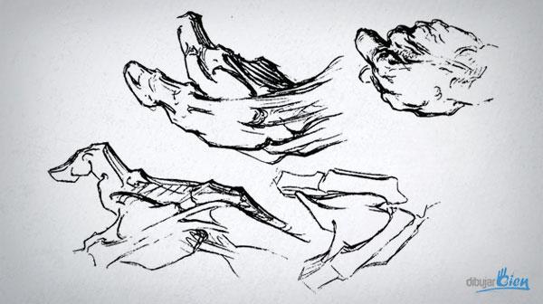 Libros para dibujar anatom a george bridgman maestro de for El dibujo de los arquitectos pdf